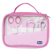 Kit Manicure Chicco Rosa