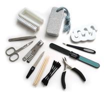 Kit Manicure e Pedicure Completo - Basicare -