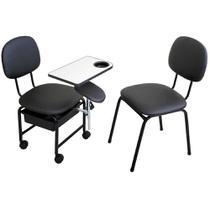 Kit Manicure Essence - Cirandinha com cadeira de cliente - For-Ty