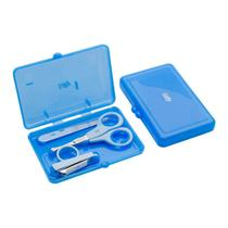 Kit Manicure Infantil com Estojo - Lolly -
