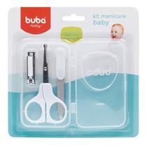 Kit Manicure Para Cuidados e Higiene Do Bebê - Buba - Buba Baby
