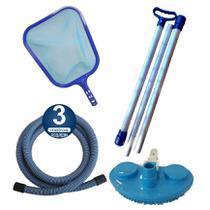 Kit Manutenção para Piscinas Infláveis Universal 3 M - Sos da piscina