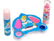 Kit Maquiagem Infantil Cinderela View 3 Peças -