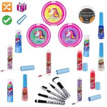 Kit Maquiagem Infantil Completo MKI032 - Nova Diva