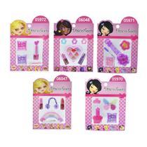 Kit Maquiagem infantil DiscoTeen  HB 86503 -  5 unidades sortidas -