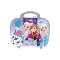 Kit Maquiagem Infantil View Maleta Disney Frozen 13,5g -