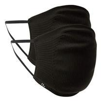 Kit Mascara Lupo Zero Costura Adulto Preto com 10 unidades -