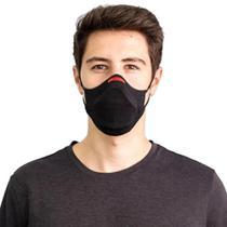Kit Máscara Proteção Fiber Knit Air  Z992K-0998 -