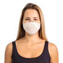 Kit Máscara Proteção Fiber Knit Air  Z992K-B0278 -