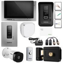 Kit Master Completo Video porteiro Wi-Fi Allo wT7 Intelbras -