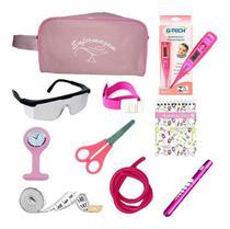 Kit Material De Bolso Para Enfermagem Completo - Broonell