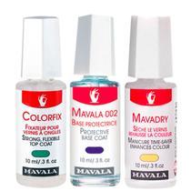 Kit Mavala Manicure (3 produtos) -
