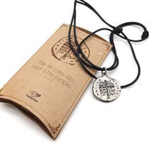 Kit Medalha das Duas Cruzes Cura e Milagres Márcio Mendes - Armazem