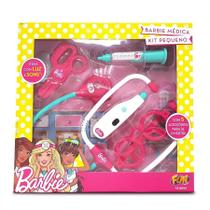 Kit Médica Maleta Barbie 7496-3 Fun -