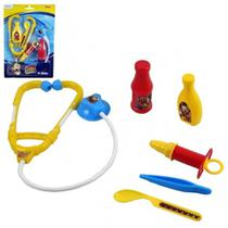 Kit Médico do Mickey Disney c/ Acessórios - 130678 - Etilux