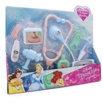 Kit Médico Princesas Disney Maleta e Acessórios -17359 Toyng -
