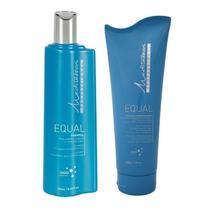 KIt Meditarrani Equal - Shampoo + Condicionador Equal - Mediterrani -
