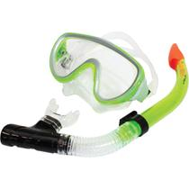 Kit Mergulho Mascara+Snorkel Poker -