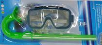 Kit Mergulho Snorkel Óculos Protetor Ouvido Infantil Praia - Perola