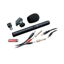 Kit Microfone AUDIO TECHNICA ATR6250 para Câmera ou Gravador de Áudio -