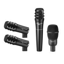 Kit microfone bateria audio-technica pro-drum4 -