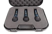Kit Microfones K-3.1 (3 Peças) - Kadosh