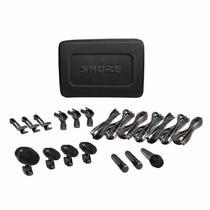 Kit Microfones PGADRUMKIT7 Bateria Shure -
