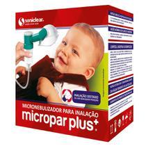 Kit micronebulizador micropar infantil soniclear - Soniclear in