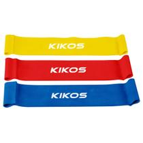 Kit Mini Bands 3 Peças 50x5cm Em Látex Ab3218 Kikos -