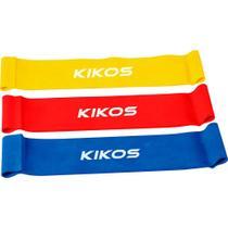 Kit Mini Bands Kikos 3 Peças 50x5cm -