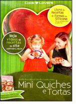 Kit Mini Quiches e Tortas: Receitas com Alternativas de Ingredientes Funcionais e Light - Série Pequena - Cooklovers