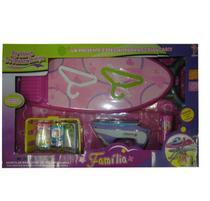 Kit Mini Tábua de Passar Roupa Família Fênix - 2826 -
