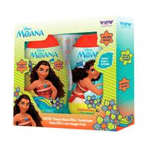 Kit Moana Shampoo 250ml + Condicionador 230ml Ganhe 1 Tatuagem Removível - View