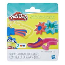 Kit Moldes Celestes - Play-doh HASBRO -