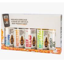 Kit molhos beer food lab - 180ml -