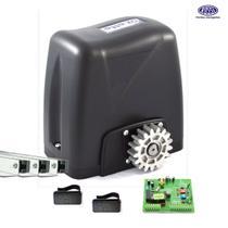 Kit Motor Automatizador Portão Deslizante Atto Turbo Rossi -