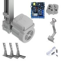 Kit Motor de Portão Basculante Peccinin Fast Gatter 1/4 + Suporte -