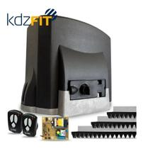Kit Motor de Portão Deslizante Garen KDZ FIT Turbo 220v -