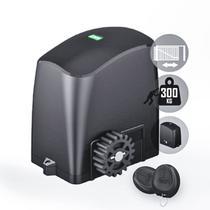 Kit Motor Portão Eletrônico Deslizante Rcg Slider-PL Clean 300 kg Sem Cremalheiras -