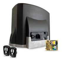 Kit motor portão eletrônico kdz fit 1/4 garen -127v -