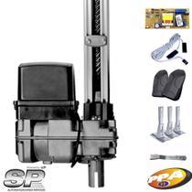 Kit Motor PPA Portão Eletrônico Basculante Bv Home Smart SP -
