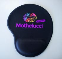 Kit Mouse Pad Ergonômico, Keypad Apoio Digitação e maleta notebag - Mothelucci