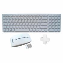 Kit Mouse S/ Fio + Receptor + Teclado Lg V320 V720 Original! -
