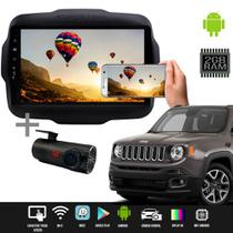 Kit Multimídia Jeep Renegade 9