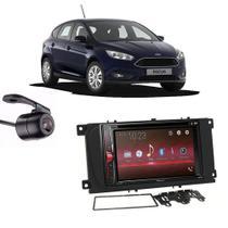 Kit Multimídia Pioneer Avh-G228BT + 2 Din + Câmera Focus 09/13 -