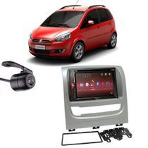 Kit Multimídia Pioneer Avh-G228BT+ 2 Din + Câmera Idea Adv. 2013 -
