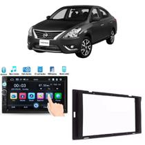 Kit multimídia universal mp5 nissan versa  2014 2015 2016 - Liderauto