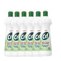 Kit Multiuso Cif Antibac 500 Ml - 6 Un -