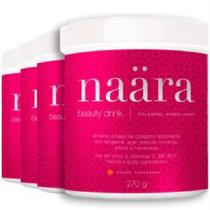 Kit Naara Beauty Drink 270g Jeunesse - 4 Unidades