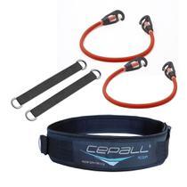 Kit Natação: Programa Nado Estacionário Cepall - Intesidade Forte - Cepall Fitness
